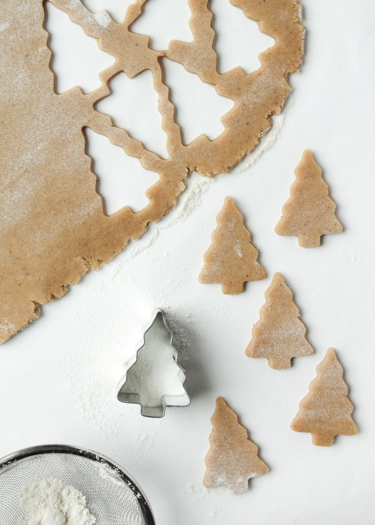 Spiced Gingerbread Biscuits | Humphrey & Grace