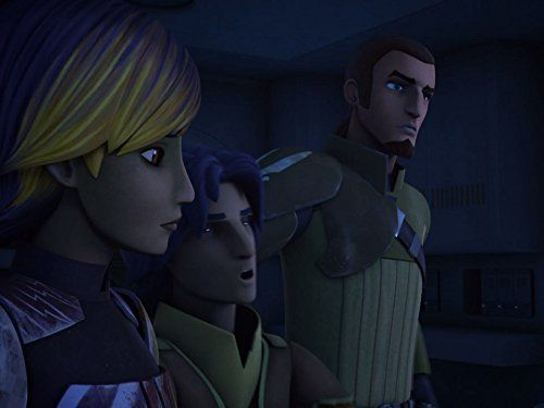 Star Wars Rebels : Sabine, Ezra, & Kanan. | Star Wars ...