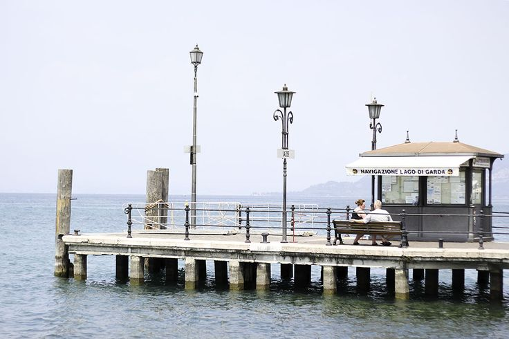 Sofie Martine blog - Lazise Italy Europe travel harbor