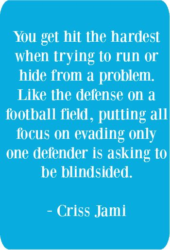 Famous Motivational Football Quotes - great, inspiring quotes for kids, teens, and college students!