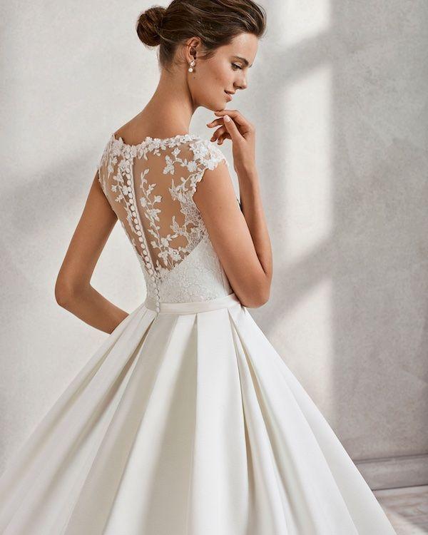 catálogo vestidos de novia lunanovias 2018   vestidos de novia