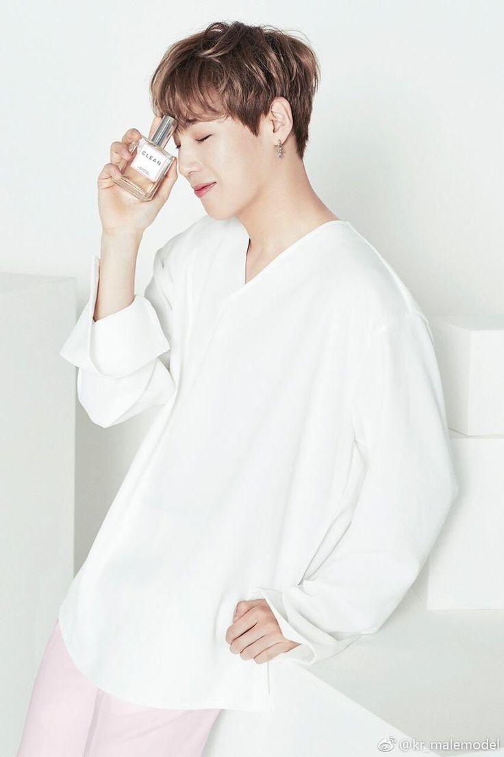 Sungwoon X Clean Perfume