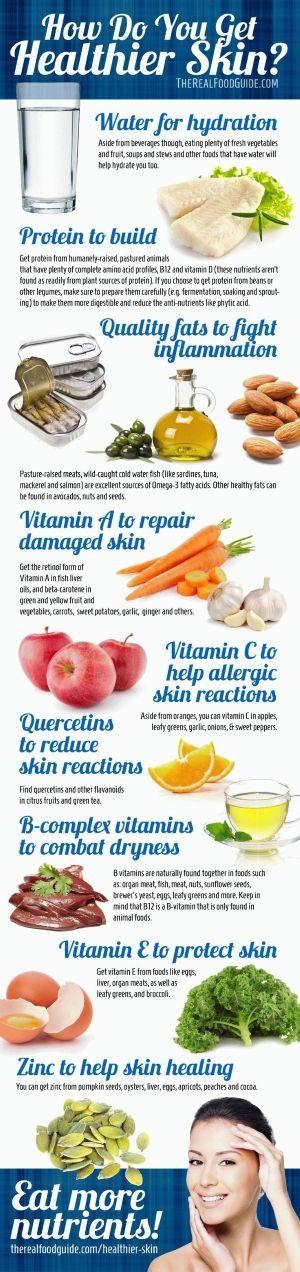 How Do You Get Healthier Skin?