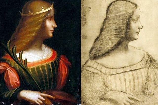Первая улыбка «Моны Лизы». Неизвестные шедевры известных художников   Искусство   Культура   Аргументы и Факты