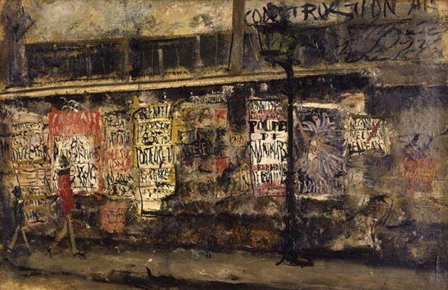 THE MAGAZINE | Yuzo Saeki 佐伯 祐三(さえき ゆうぞう、1898年4月28日 - 1928年8月16日)は、大正~昭和初期の洋画家