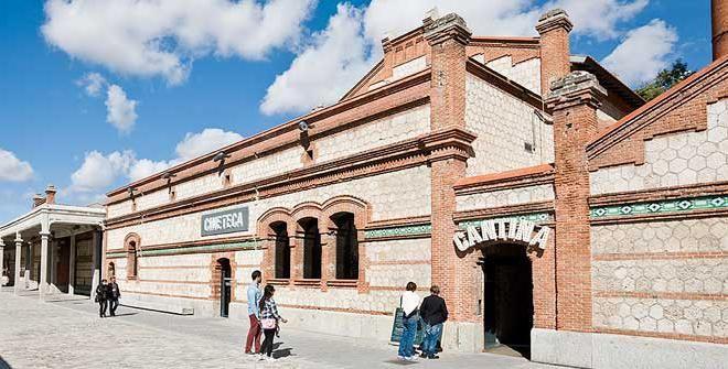 Cine en versión original | Turismo Madrid