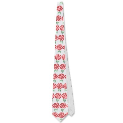 Sweet Large Lollipop Funny with custom Tie
