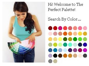 Visit The Perfect Palette for Color Inspiration and Lots of Wedding + Entertaining Ideas. Browse by Color...: Delight Colors, Colors Theory, Color Inspiration, Wedding, Colors Inspiration