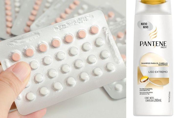 anticoncepcional misturados no shampoo acelera o crescimento dos cabelos? Descubra em www.makemebetter.com.br