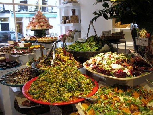 Cookbook Cafe Restaurant London