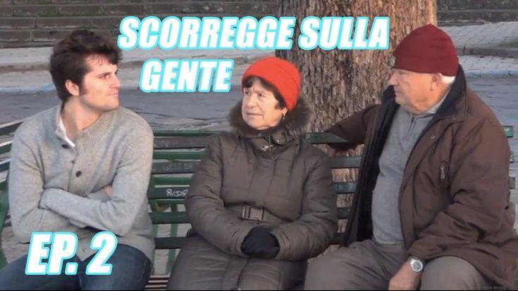 SCORREGGE SULLA GENTE: A NAPOLI [FRANK MATANO]