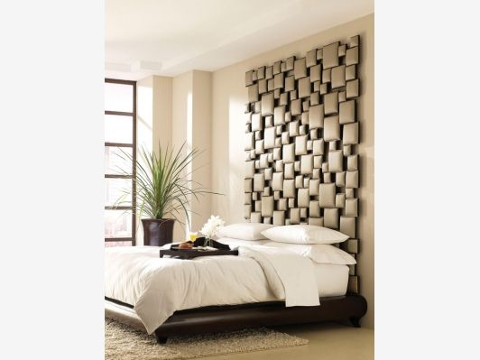 Headboard Ideas To Improve Your Bedroom Design - Home and Garden Design Ideas