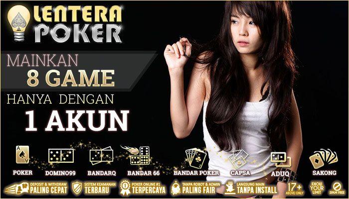 Pin Di Main Poker Online