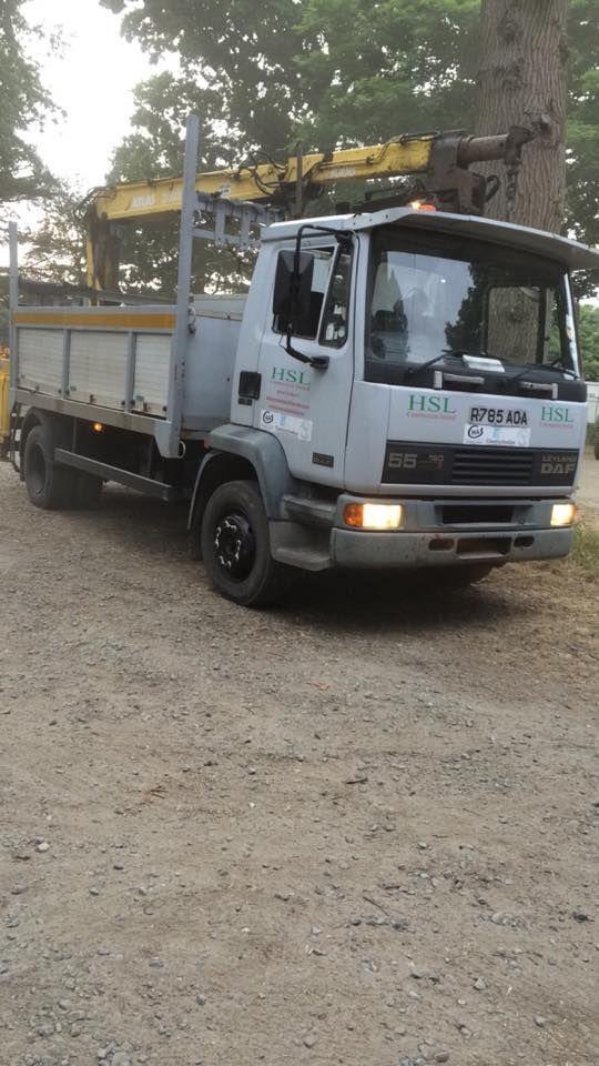 Richard Kitchen- DAF Trucks