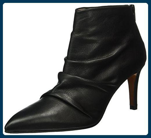 P3129, Bottes Classiques Femme - Noir - Noir (Black), 36 EUPaco Gil