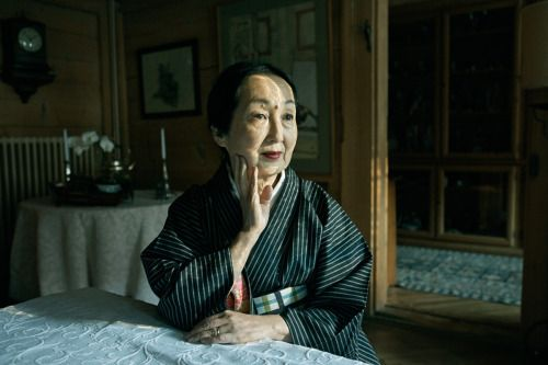 Be careful, you are not in wonderland. - 6792: Inside the studio of Setsuko Klossowska de...