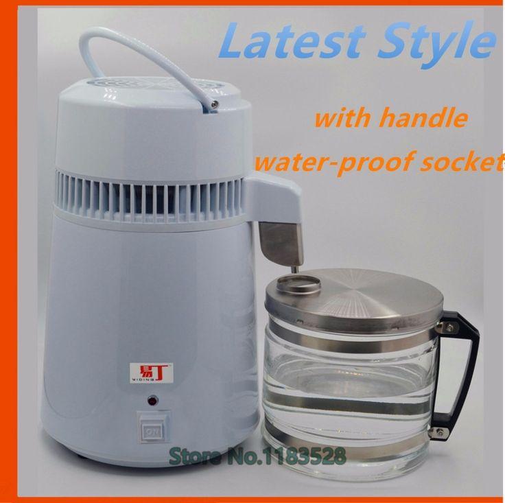 123.00$  Watch now - http://alikl5.shopchina.info/1/go.php?t=32817221651 - Latest household Home pure Water Distiller Filter machine distillation Purifier equipment for sale 123.00$ #buyininternet