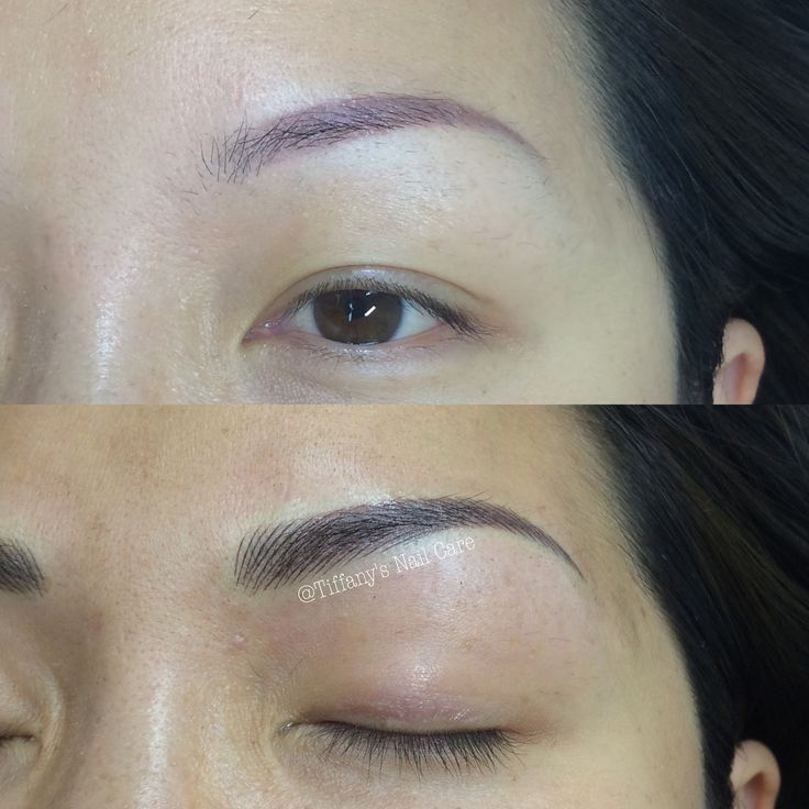 Microblading 3d Hair Strokes: 17 Best Images About Tattoo Brows On Pinterest