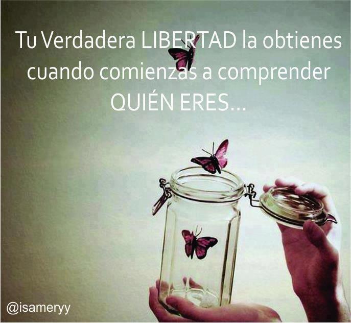 Libertad (pineado por @PabloCoraje) #Citas #Frases #Quotes