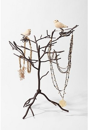 Love Birds Jewelry Stand