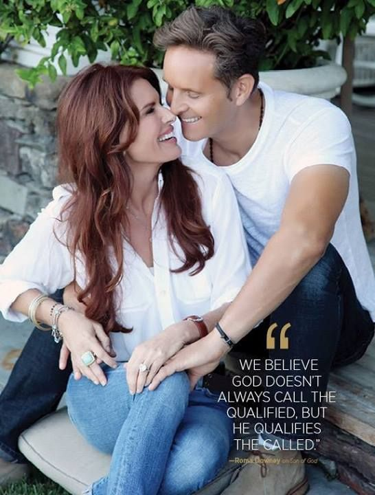 Son Of God Producers Roma Downey and Mark Burnett share about the filmmaking process of Son Of God in Newsweek's special issue on Jesus.
