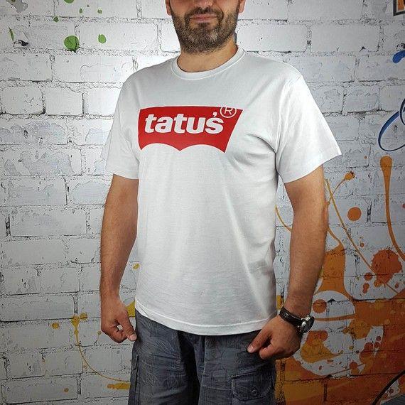 Koszulka Dla Taty Tatus Prezent Na Dzien Ojca Mens Tops Mens Tshirts Mens Graphic Tshirt