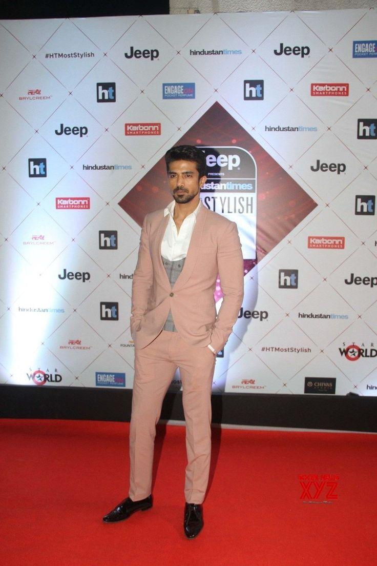 """Mumbai: """"HT India's Most Stylish Awards"""" Saqib Saleem #HTMostStylishAwards2018 - Social News XYZ"""