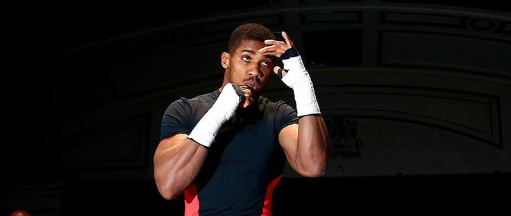 How to build your body like anthony joshua