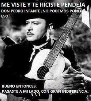 Humor Pedro Infante. #compartirvideos #imagenesdivertidas