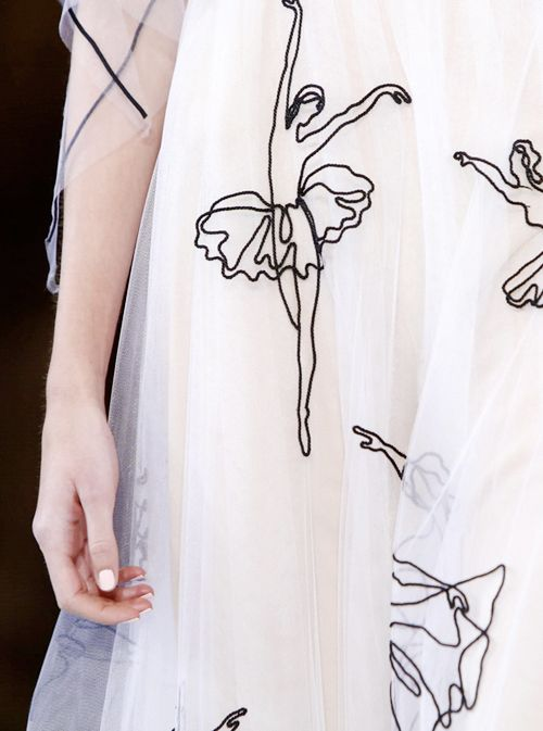 Idea para bordar en una camiseta
