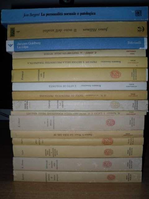 Libri di Psicologia, psicoanalisi e psichiatria
