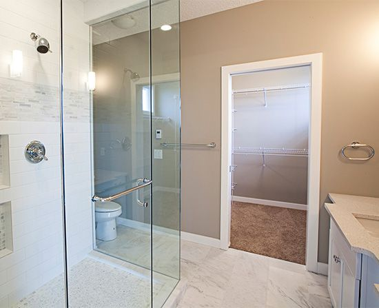 9 best shower glass images on pinterest bathroom ideas bathrooms simple spaces custom shower glass and wire closet in calgary planetlyrics Image collections