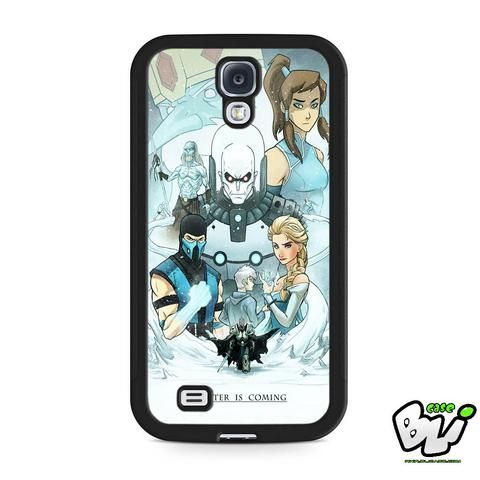 Winter Is Coming Samsung Galaxy S4 Case