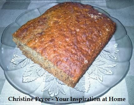 Banana Bread. Who doesn't love a slice of warm banana bread? This recipe adds YIAH Cinnamon Twist Honey Powder to add a little hint of spice. Visit my Facebook page for the recipe. www.facebook.com/ChristinePryorYIAH