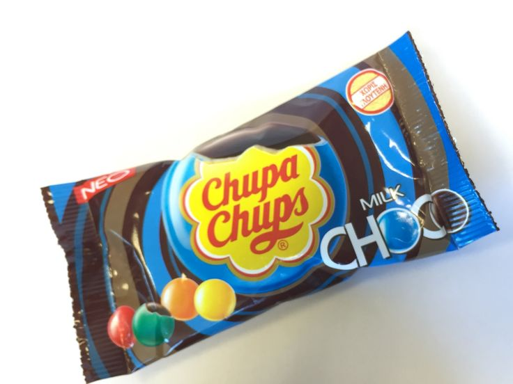 Κουφέτα Chupa Chups γεμιστά με σοκολάτα γάλακτος (νέο προϊόν) www.gourmate.gr