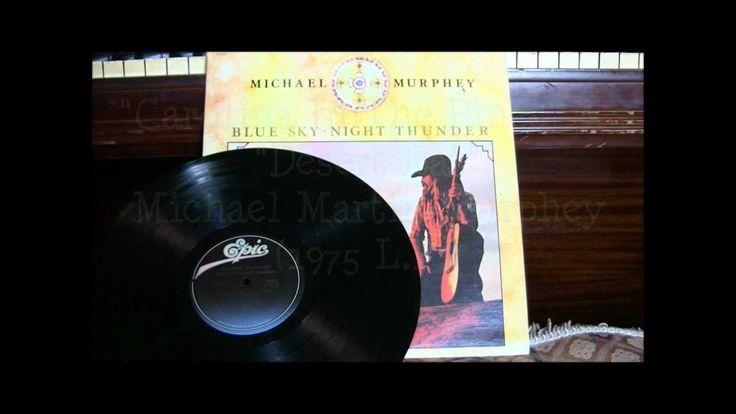 1975 Carolina In The Pines Desert Rat Michael Martin Murphey Vinyl Night Skies Rats Youtube