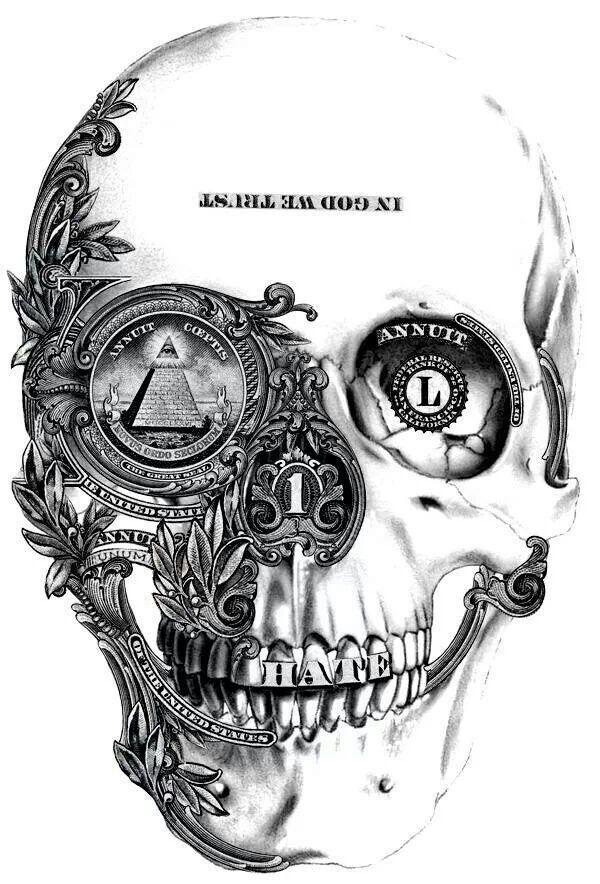 best 25 evil skull tattoo ideas on pinterest skull tattoos evil tattoos and skull sleeve. Black Bedroom Furniture Sets. Home Design Ideas