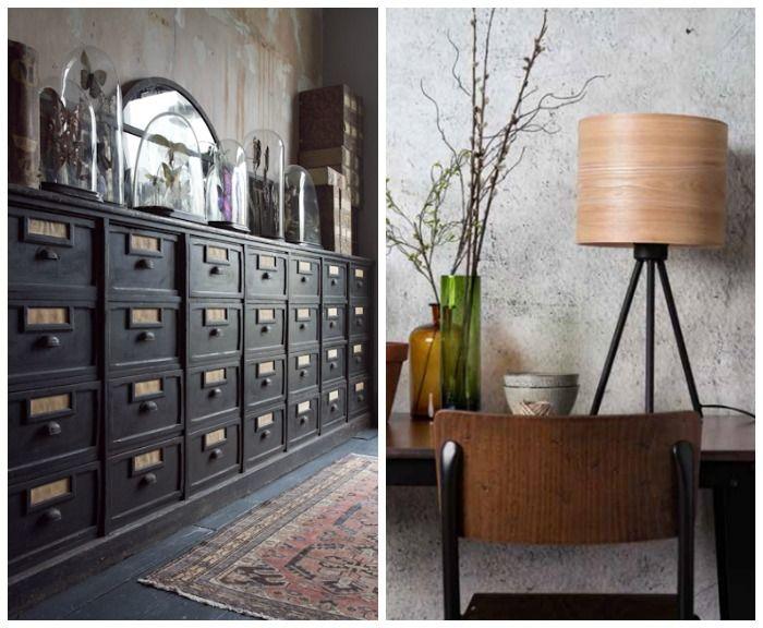 Vintage wonen | Design meubelen en de laatste woontrends