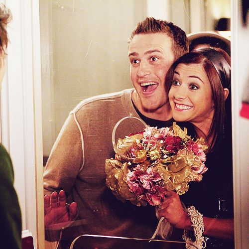 Marshall Eriksen & Lily (Aldrin) Eriksen | How I Met Your Mother (2005 - present)    #jasonsegel #alysonhannigan #couples