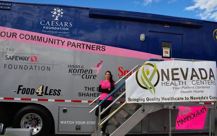 115 free mammograms at NHRA races