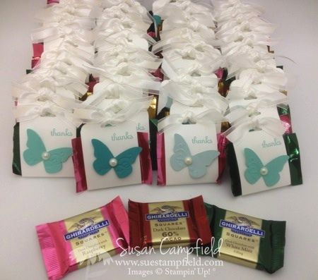 Whip-it Wednesday: Cute Daisy Peppermint Patty Treat with Petal Potpourri!