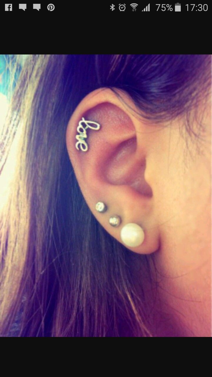 Nose piercing gun kit   best Earrings images on Pinterest  Earrings Jewerly and Jewelery