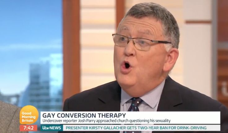 "therapist"" to debate with hosts Piers Morgan and Susanna Reid.   Viewers on social media slammed the decision to invite Dr Michael Davidson onto the show, just a day after Morgan attacked trans model Munroe Bergdorf for her views on white supremacy."