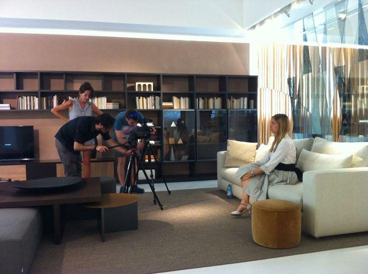 Intervista a Giulia Molteni, la nuova generazione di una famiglia con alle spalle 80 anni di storia del design.