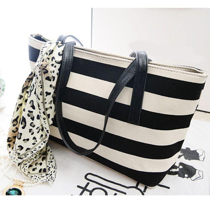 Fashion Women Lady Canvas Messenger Crossbody Shoulder Bag Satchel Handbag Tote #Unbranded #ShoulderBag