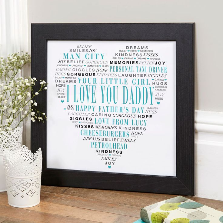 Personalised word art prints & canvases. See your design come to life as you type with instant previews. All orders shipped in just 2 working days with free UK delivery