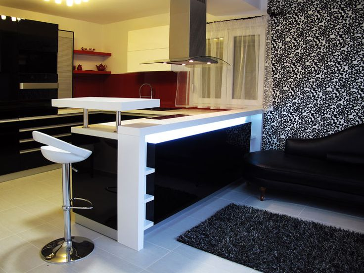 kitchen design exclusive bw gloss http://www.lineamilanovic.com/namestaj/kuhinje-po-meri
