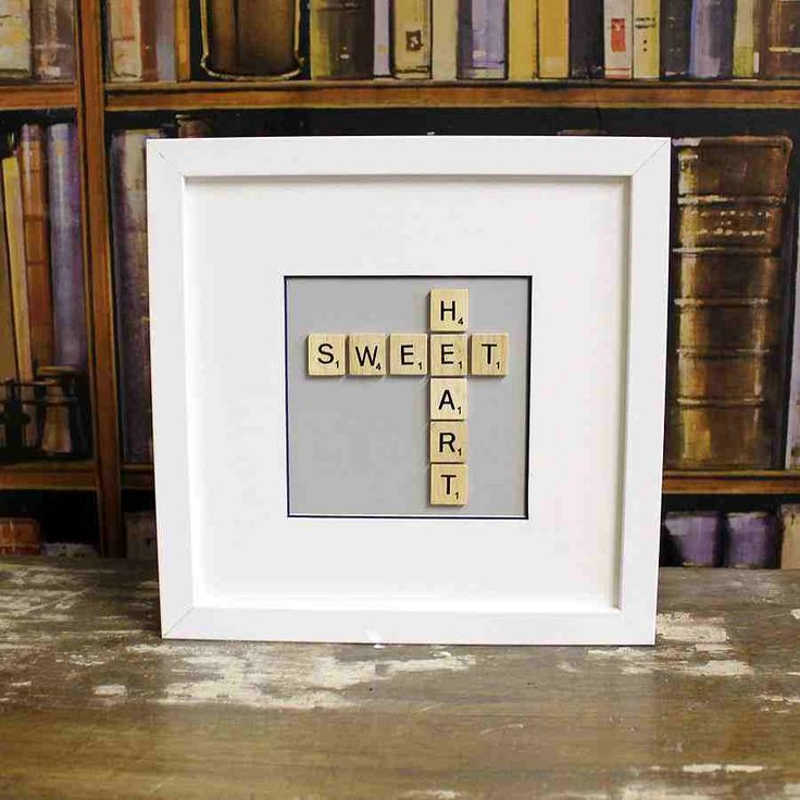 14 best Scrabble pictures images on Pinterest | Rahmen ...