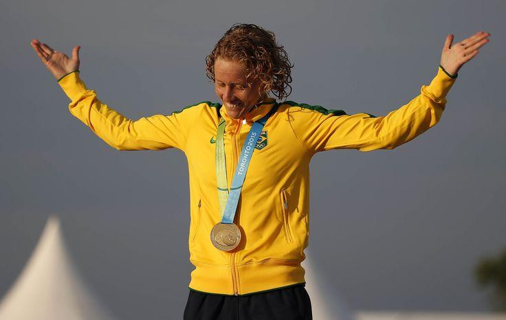 Yane Marques vence votação e será a porta-bandeira do Brasil na abertura #globoesporte