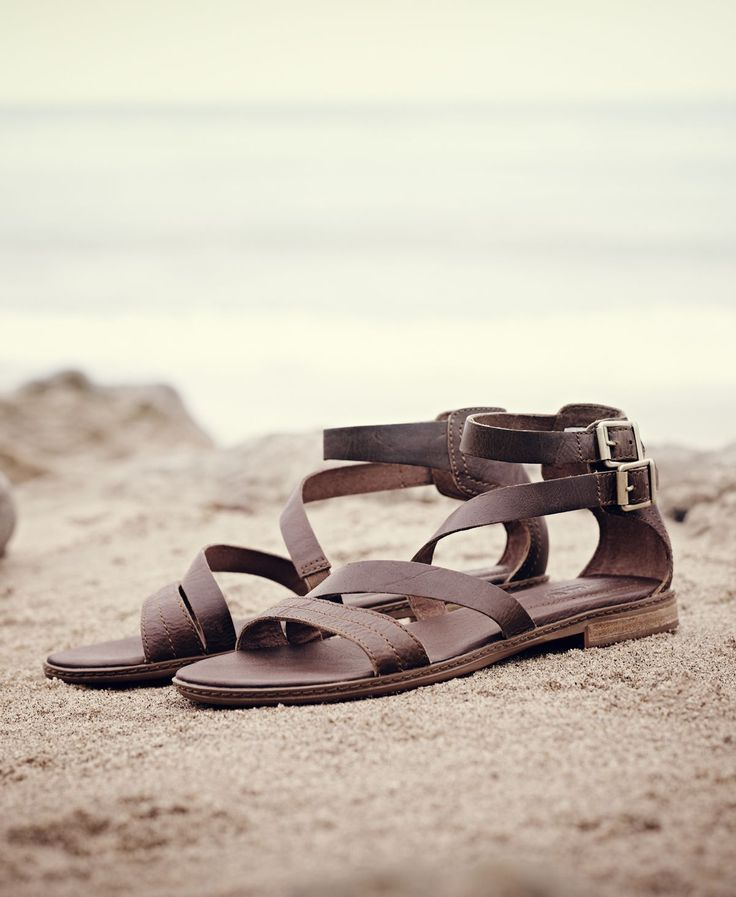 Women's Earthkeepers® Darien Ankle Strap Sandals #timberland #sandals #contest